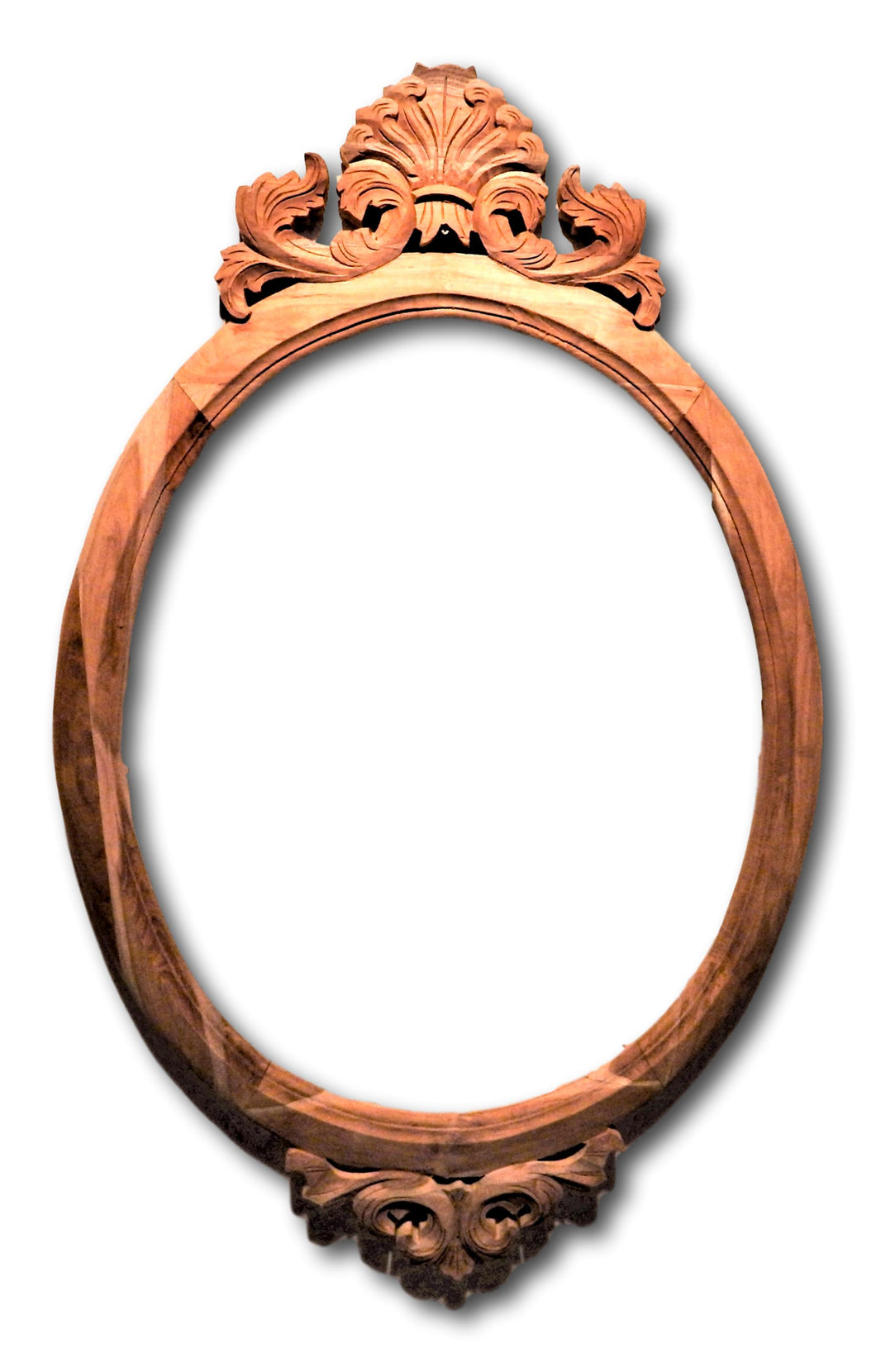 Picture frame handcrafted form Teak wood