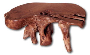 Solid teak wood coffee tables in Seattle: Roots Hardwood Furniture & Tiles