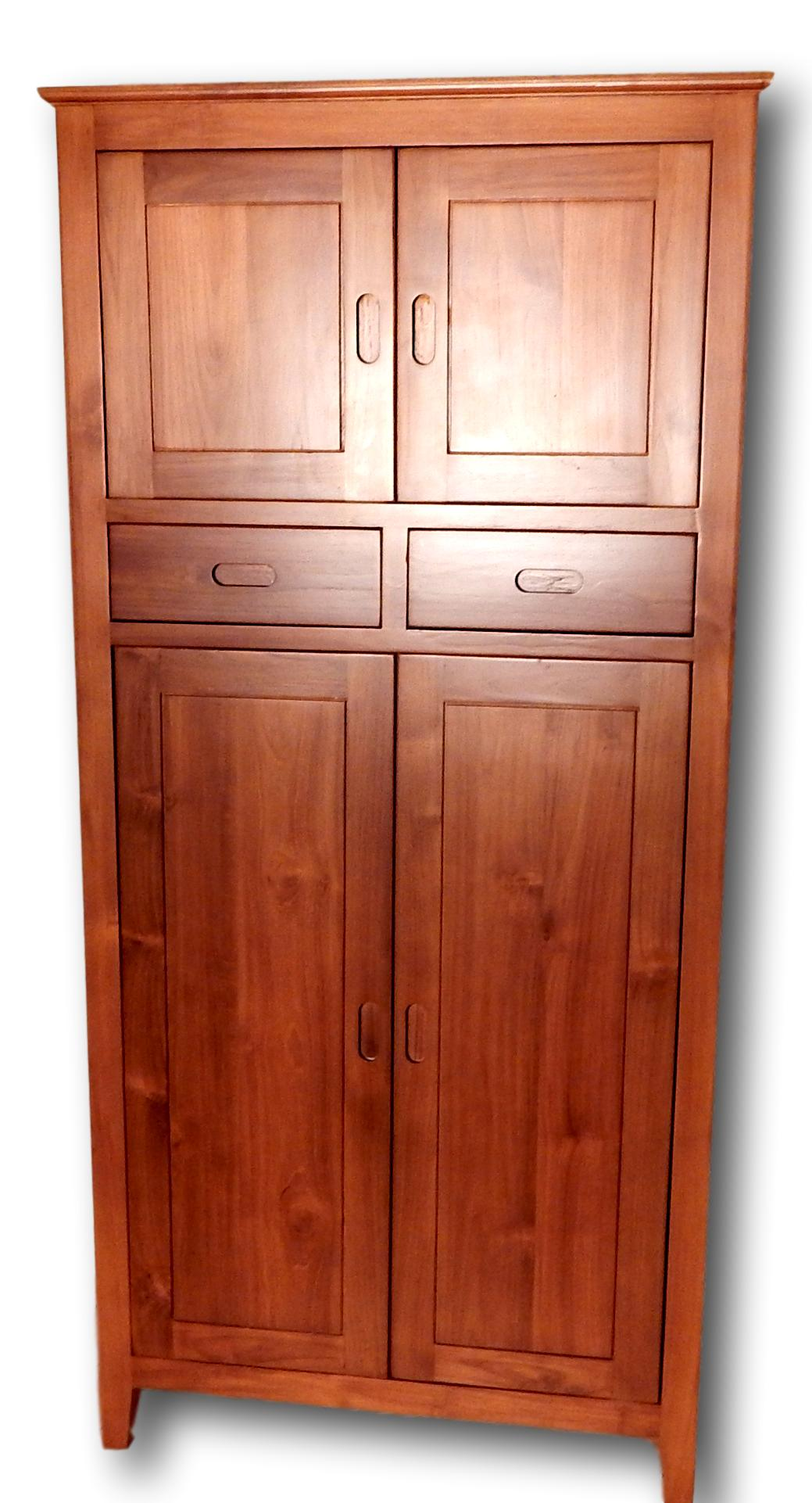 Bedroom Furniture Wood Dresser: Roots Cabinets & Tiles