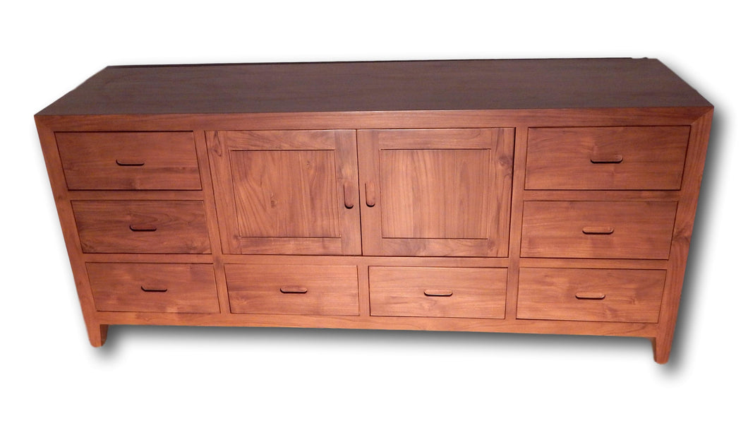 Teak Dining Room Set Credenza |The Roots Credenza Collections from Teak wood