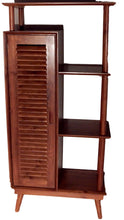 Exotic teak wood bookcase in Hollywood | Roots Hardwood Furniture & Tiles