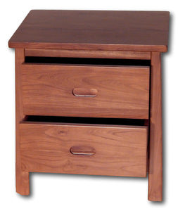 ~77~ Teak Nightstands & Side Tables | Roots Furniture Cabinets & Tile
