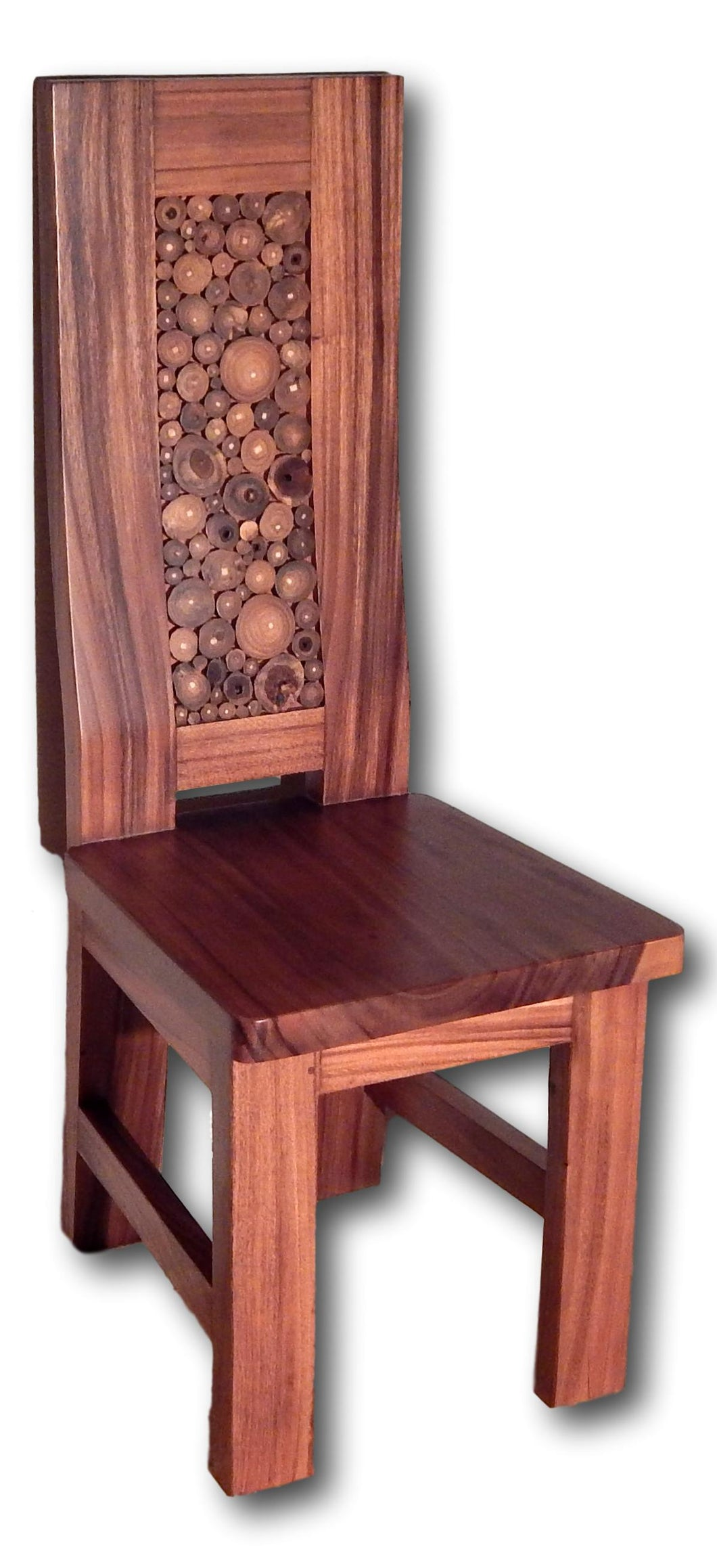 Handcrafted Dining & Kitchen Chair: Roots Cabinets & Tile