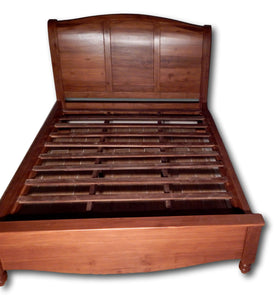 Solid Teak Wood Furniture Beds and Bed Frames