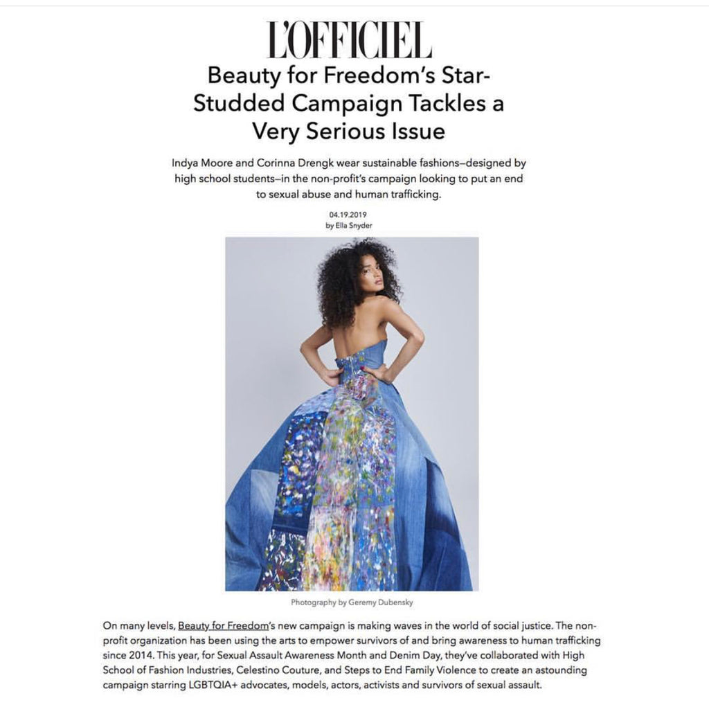 L'Officiel Feature
