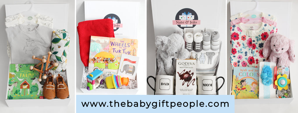 Thoughtful Baby Shower Gifts by the Baby Gift People