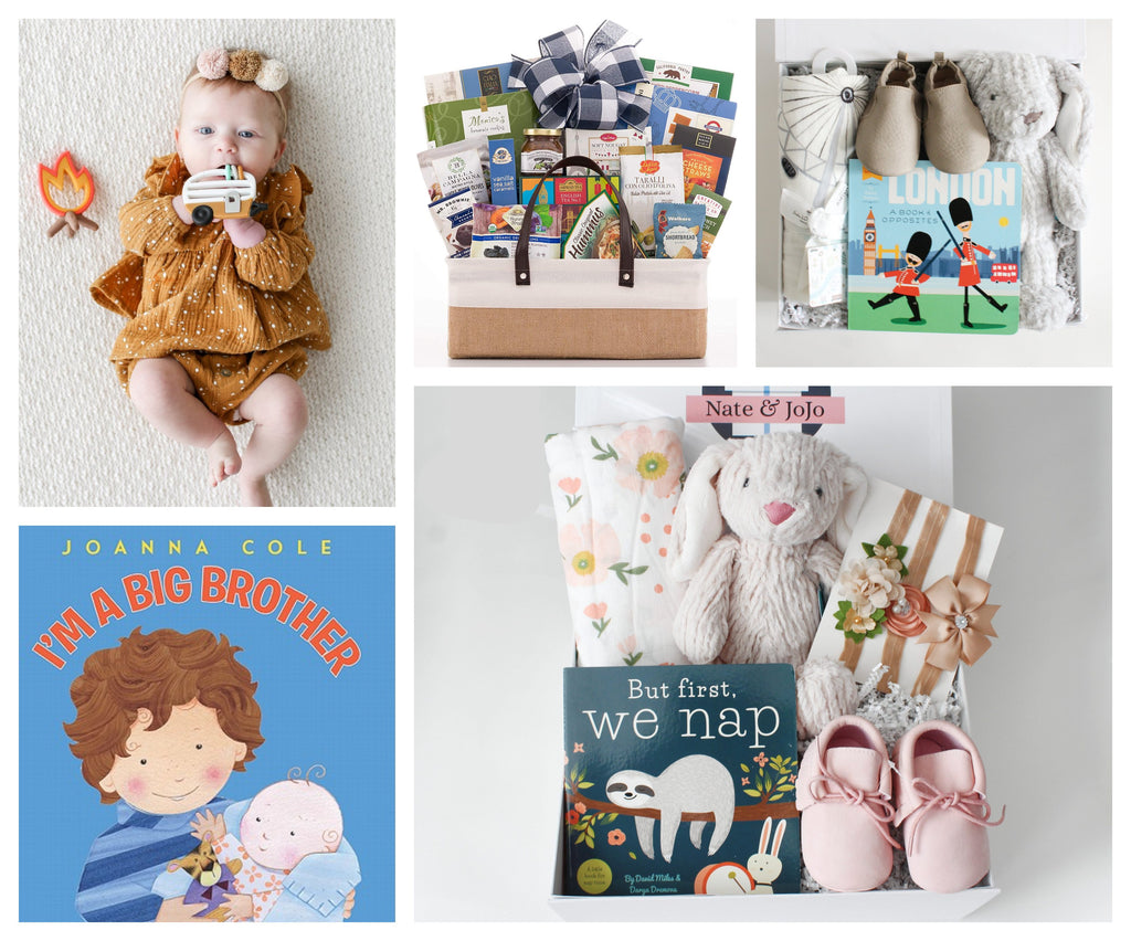 Baby Gift Boxes for newborns, babies and gifts for new parents awaits you.