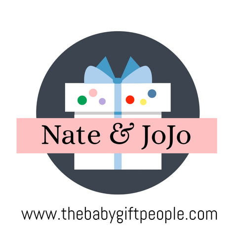 Nate and JoJo is a baby gifting company.