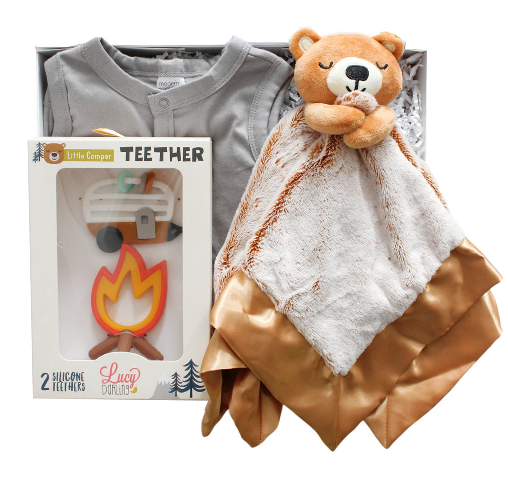 The Little Camper Baby Gift-The Baby Gift People