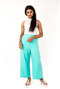 Tiffany blue Palazzos