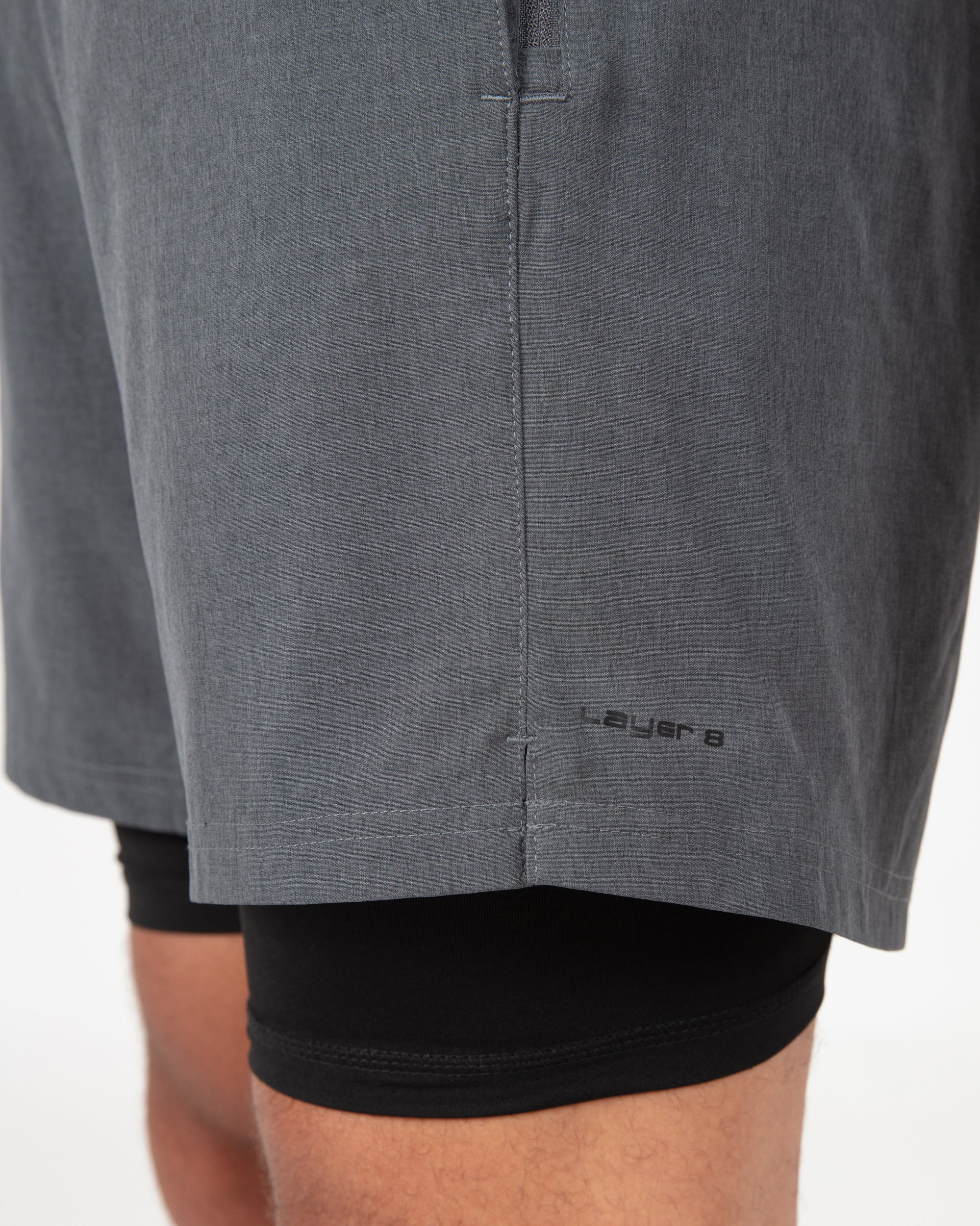 Load image into Gallery viewer, Charcoal Chambray