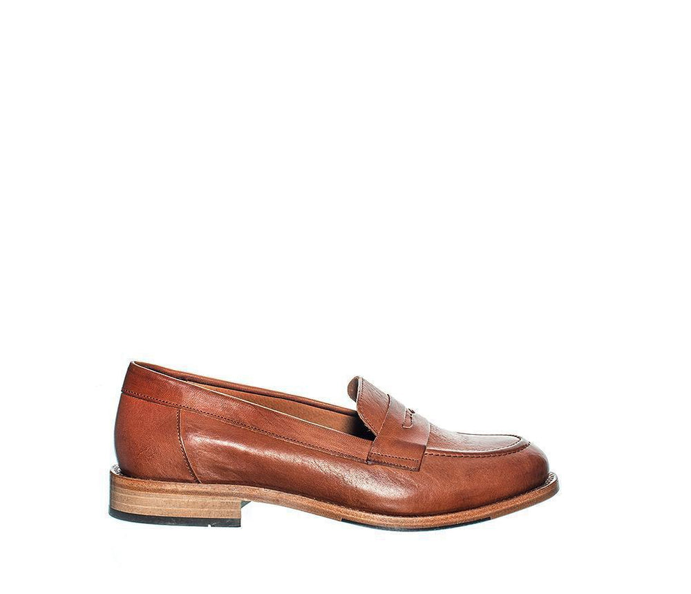 Saga | vegetable tanned leather