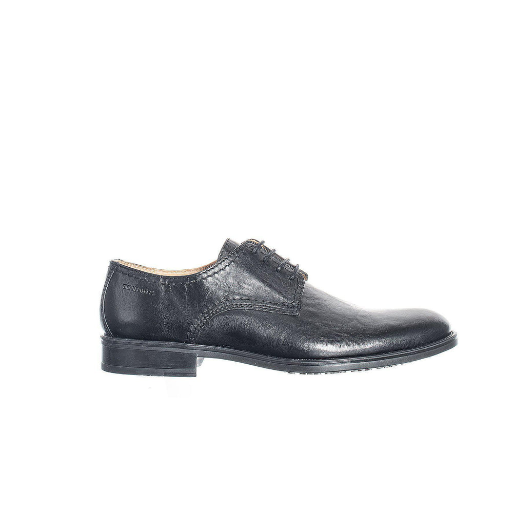 Milton Laced shoes — Black Laced shoes