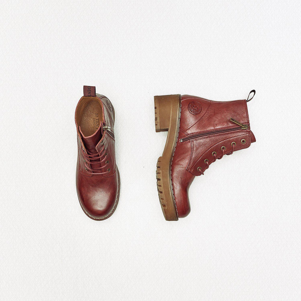 Clarisse | vegetable tanned leather