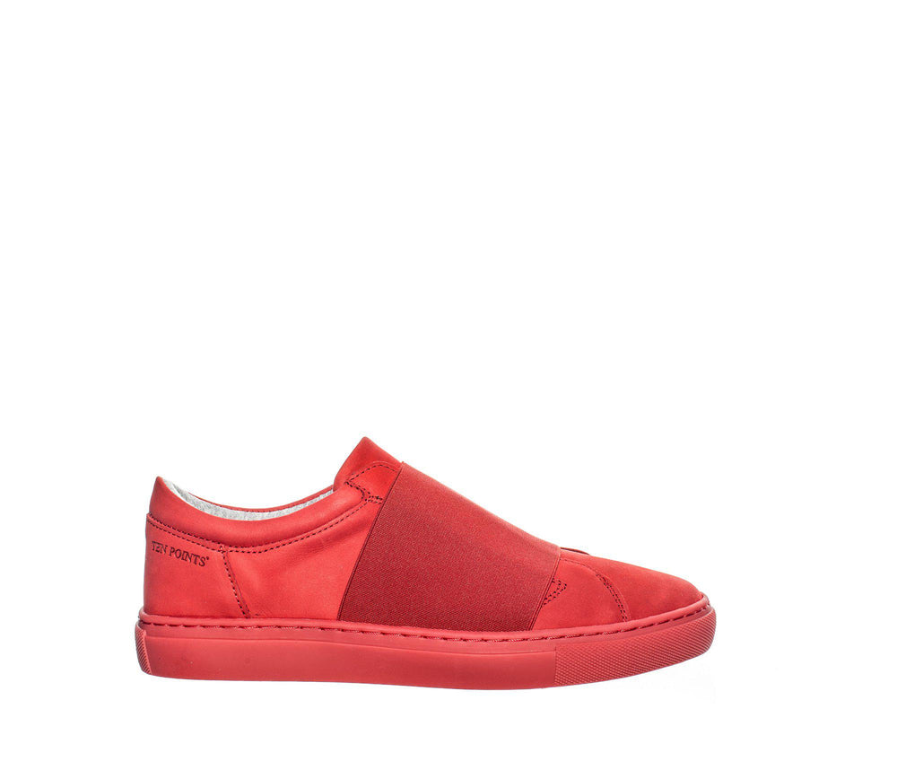Victoria Sneakers — Red