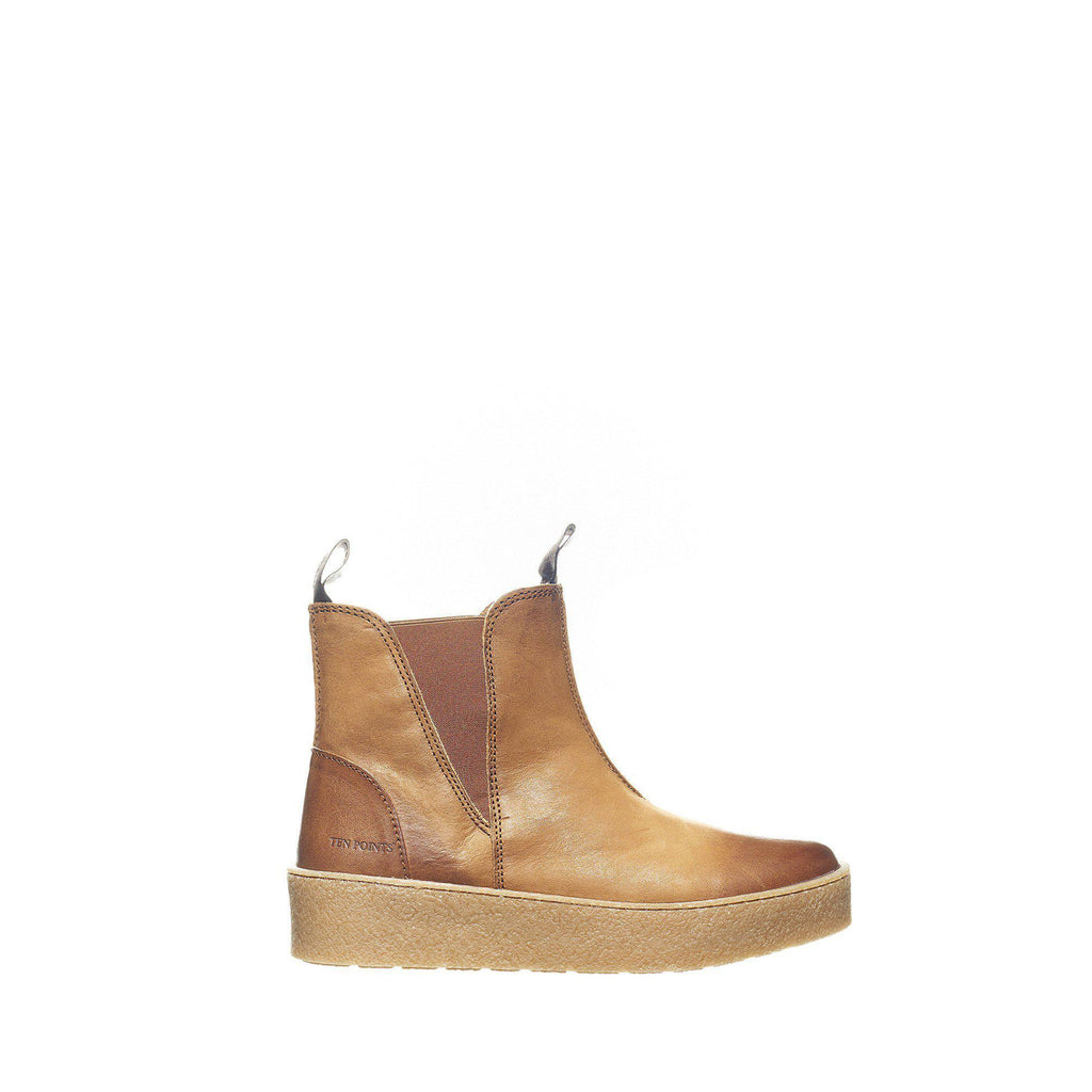 Johanna |  vegetable tanned nubuck (wool)