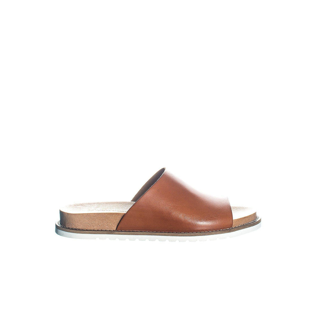 Sandra | brushed leather