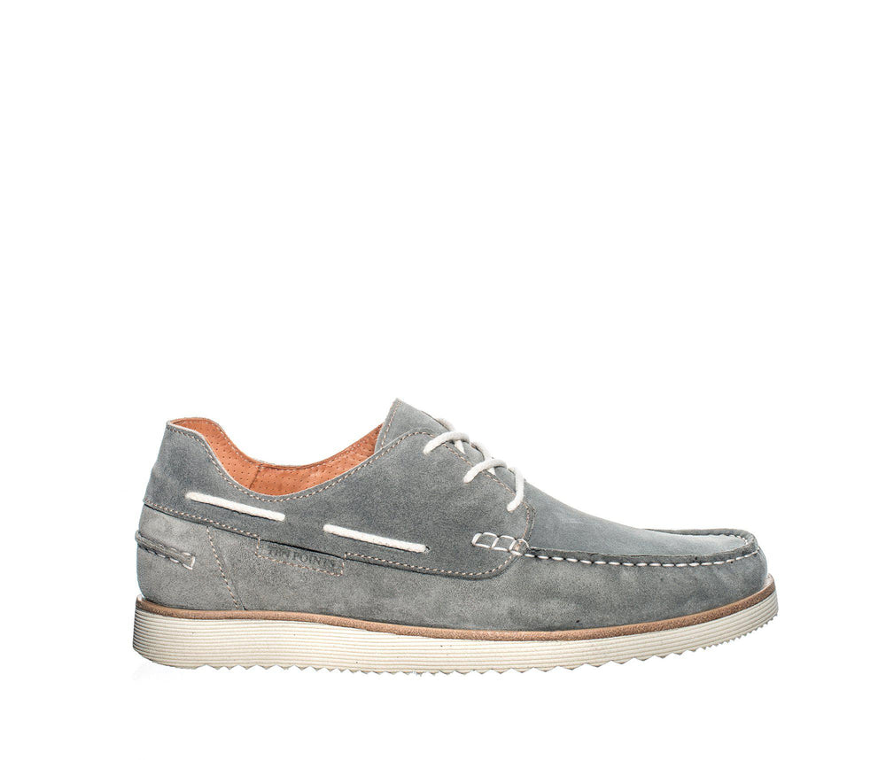 Allan Laced shoes — Grey