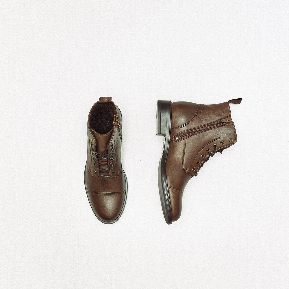 Dakota | soft brushed leather