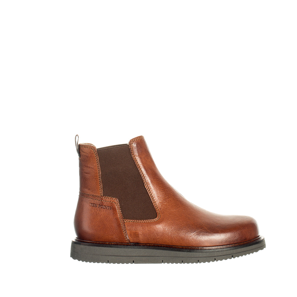 Carina | vegetable tanned leather (Wool)