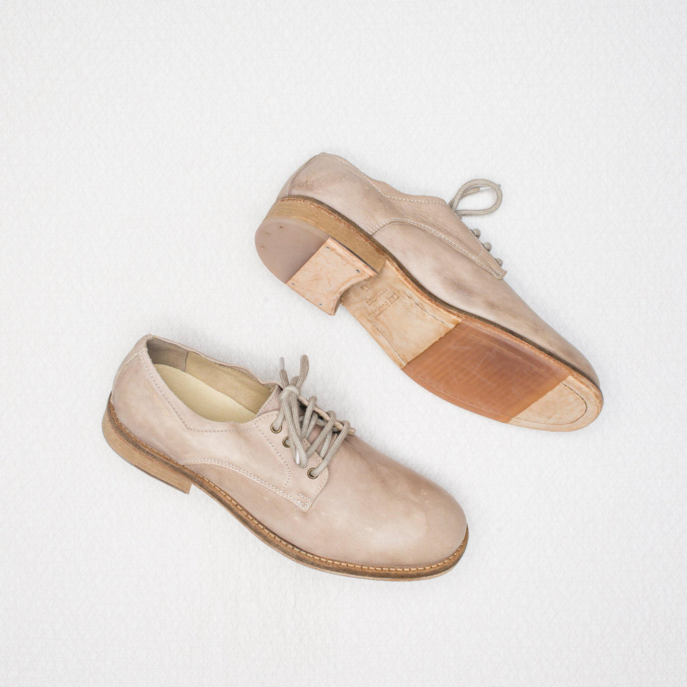 Elias | chrome-free, dip dyed & washed leather