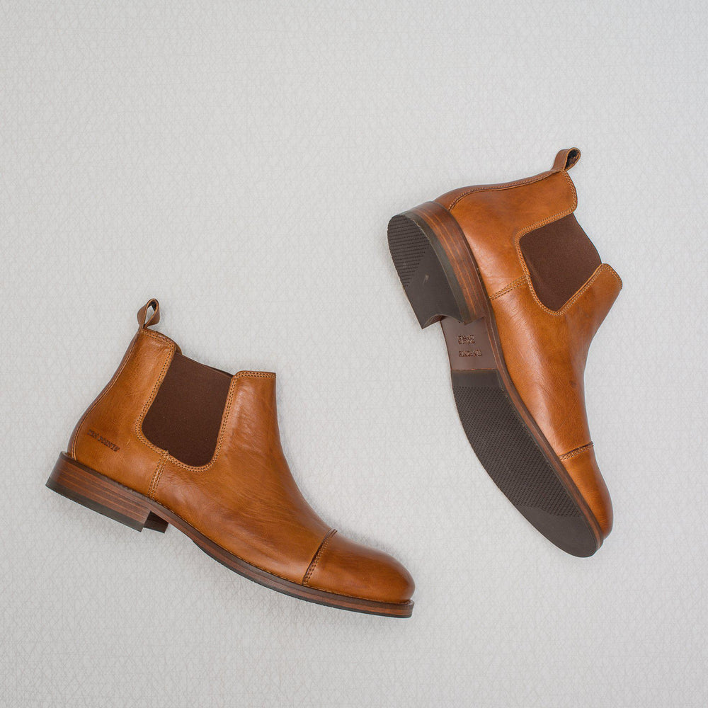 Oskar | vegetable tanned leather