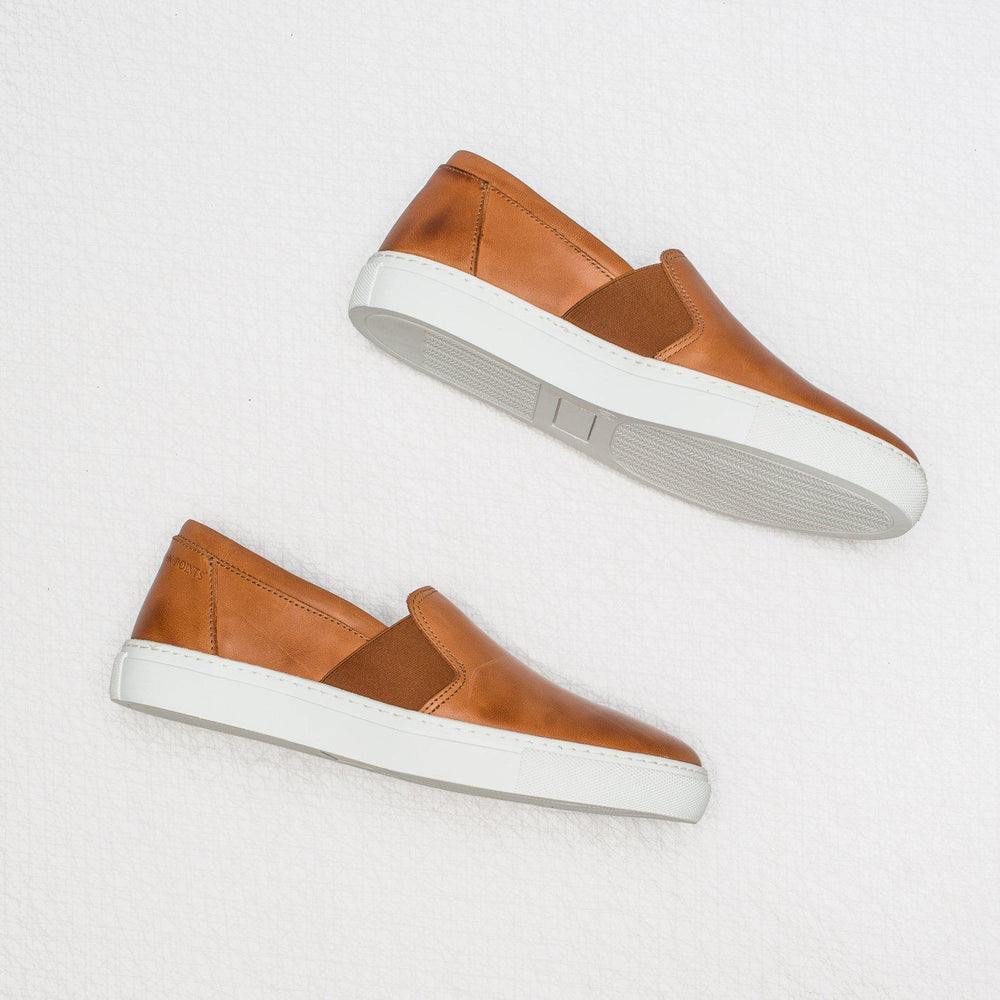 Victoria | brushed leather