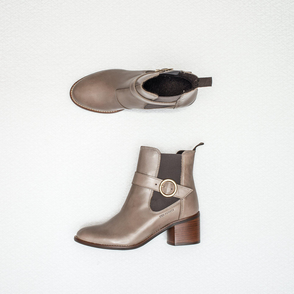 Josette | brushed leather