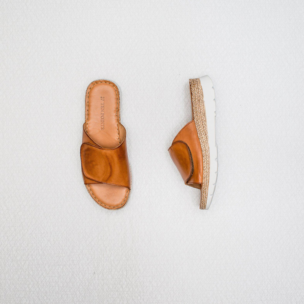 Maya | brushed leather