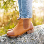 Pandora | vegetable tanned nubuck