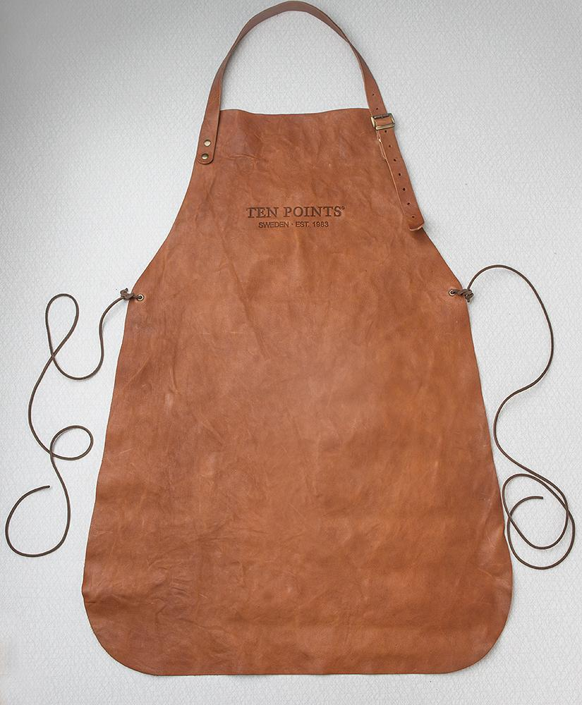 Apron I Vegetable tanned leather
