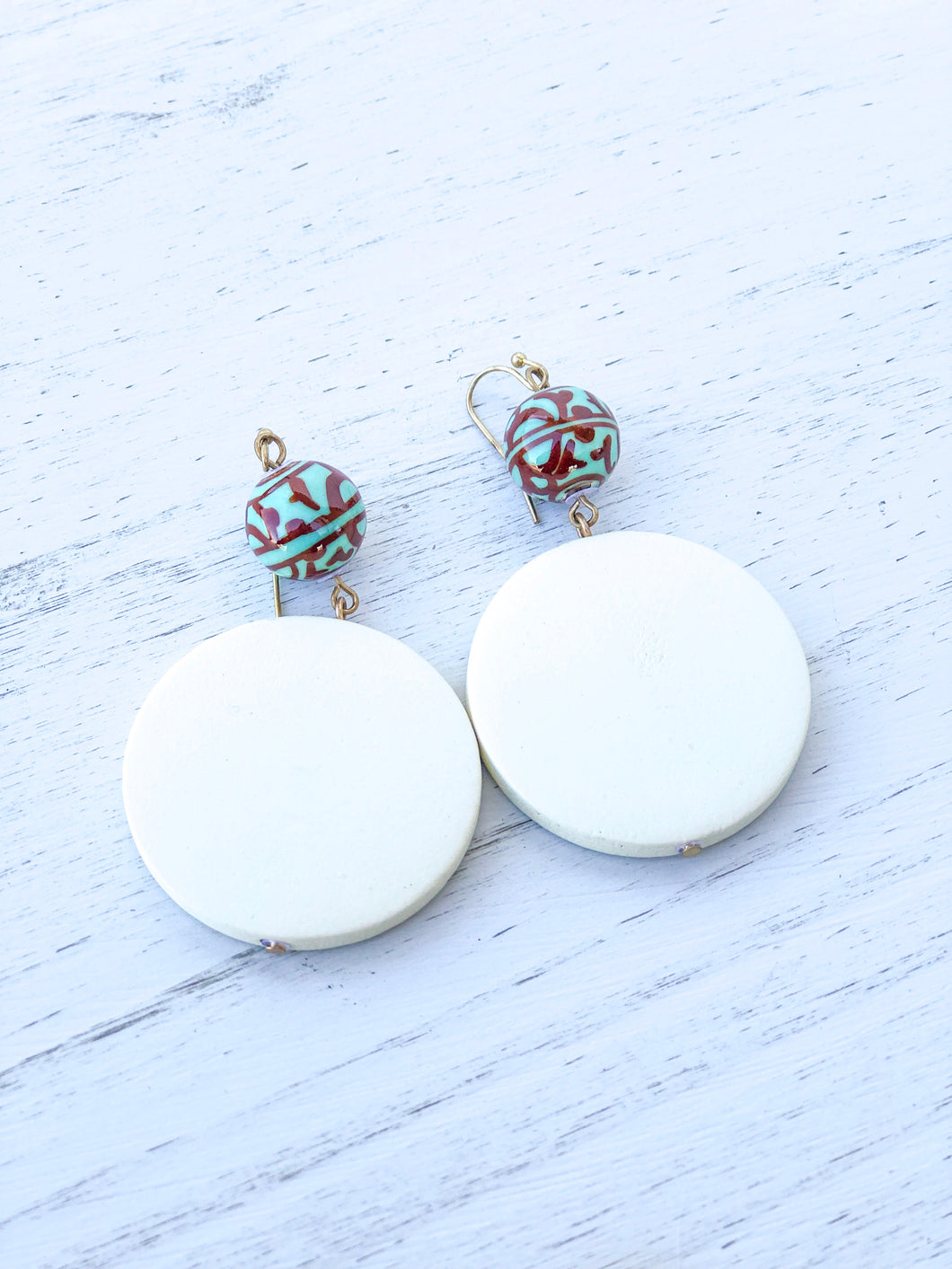 Floral Spring Earring