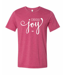 Choose Joy Soft T-Shirt