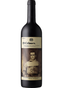 19 Crimes cab 750ml