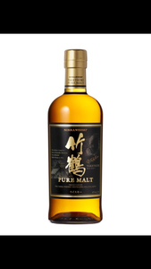 Nikka pure malt 750ml