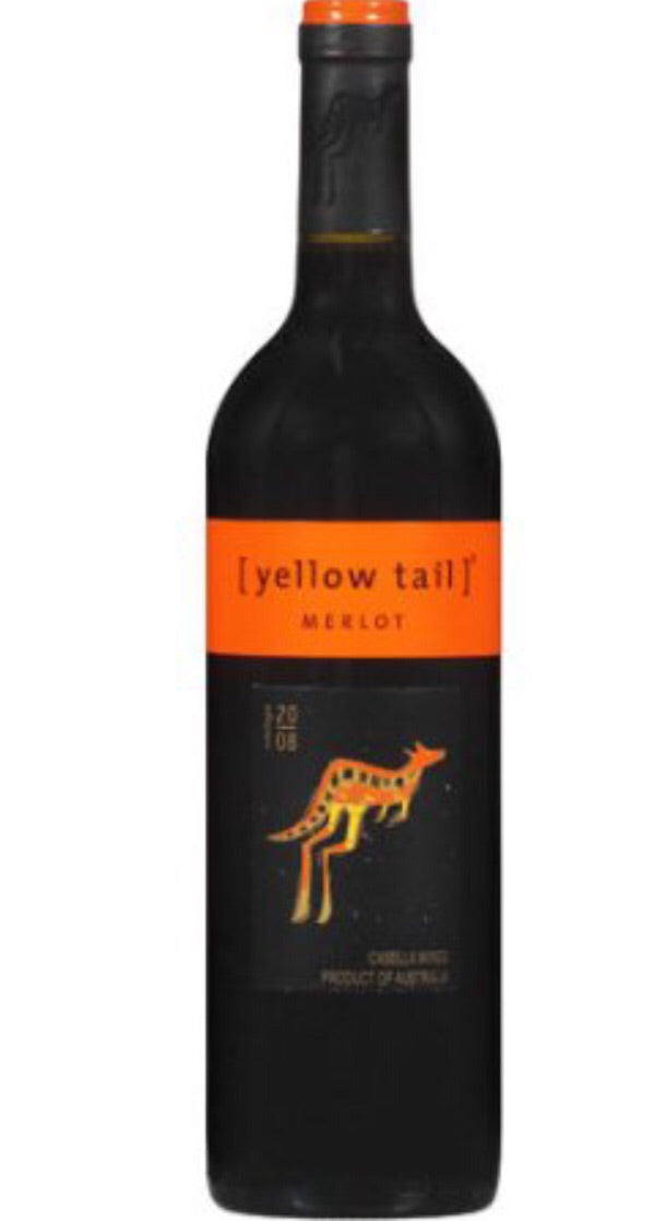 Yellowtail merlot 750ml