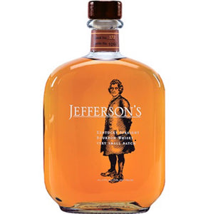 Jefferson's bourbon 750ml