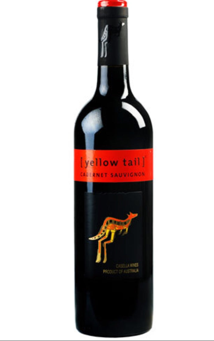 Yellowtail Cabernet 750ml
