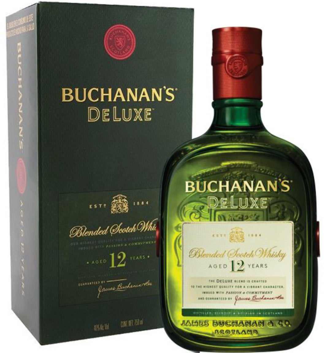 Buchanan's 12y 750ml
