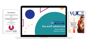 """The Estill Adventure: Figures for Beginners"" Teaching Package"