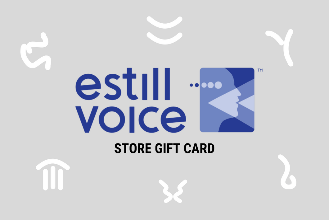 The Estill Voice Store Gift Card