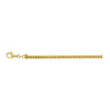 14K YELLOW GOLD 2.5MM FRANCO CHAIN