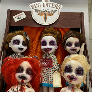 Bug-Eaters by Amy's Abominations