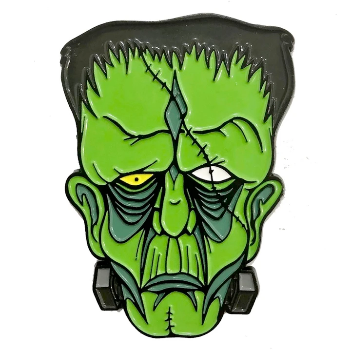 Graves Monster Frank Pin