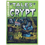 Tales From The Crypt Comic Patch