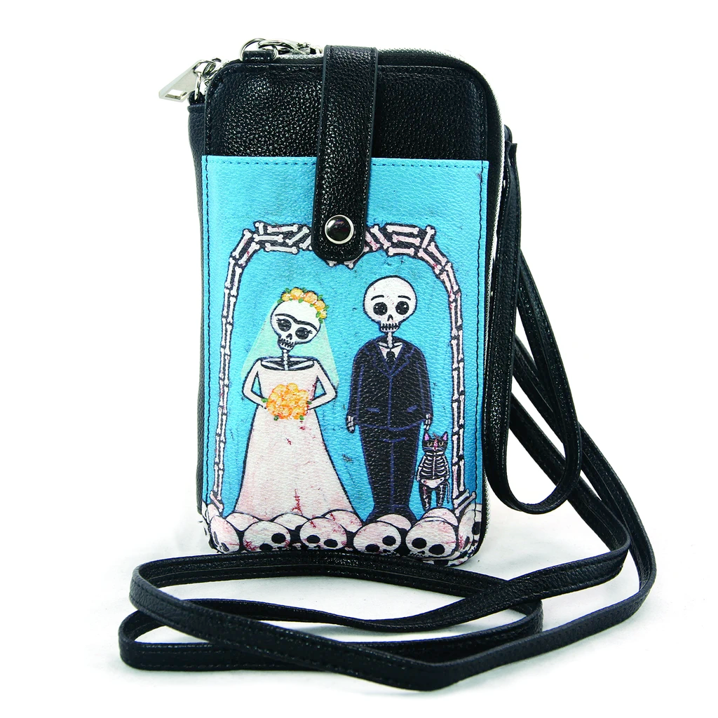 Til Death Do Us Part Phone Bag