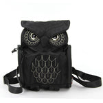 Gothic Punk Owl Backpack