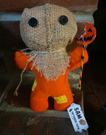 Sam Hain Trick 'r Treat Tattered Tot Doll