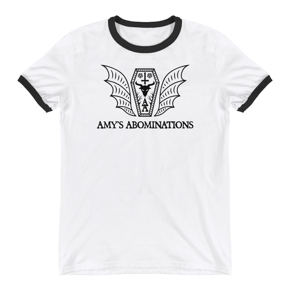 Amy's Abomination Ringer T-Shirt