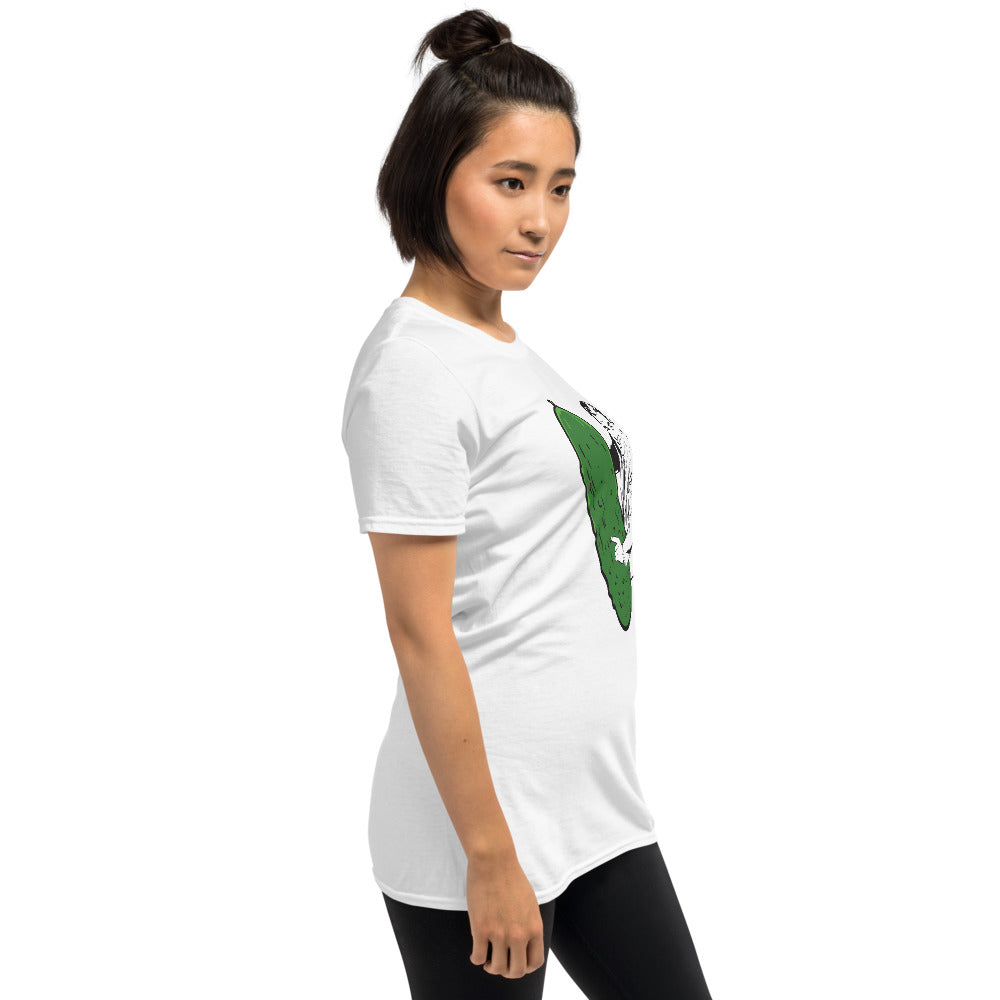 Pickle Love Short-Sleeve Unisex T-Shirt